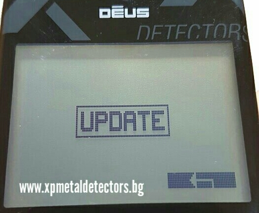Софтуер 4 за металотърсач XP Deus е пуснат
