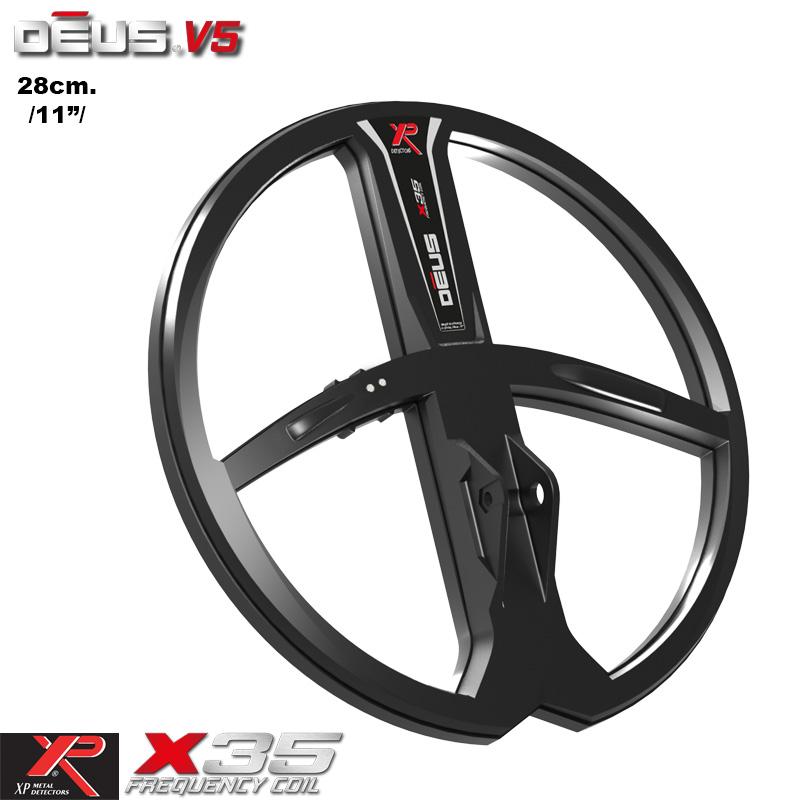 Бобина X35 28cm./11″/ DD за XP Deus V.5