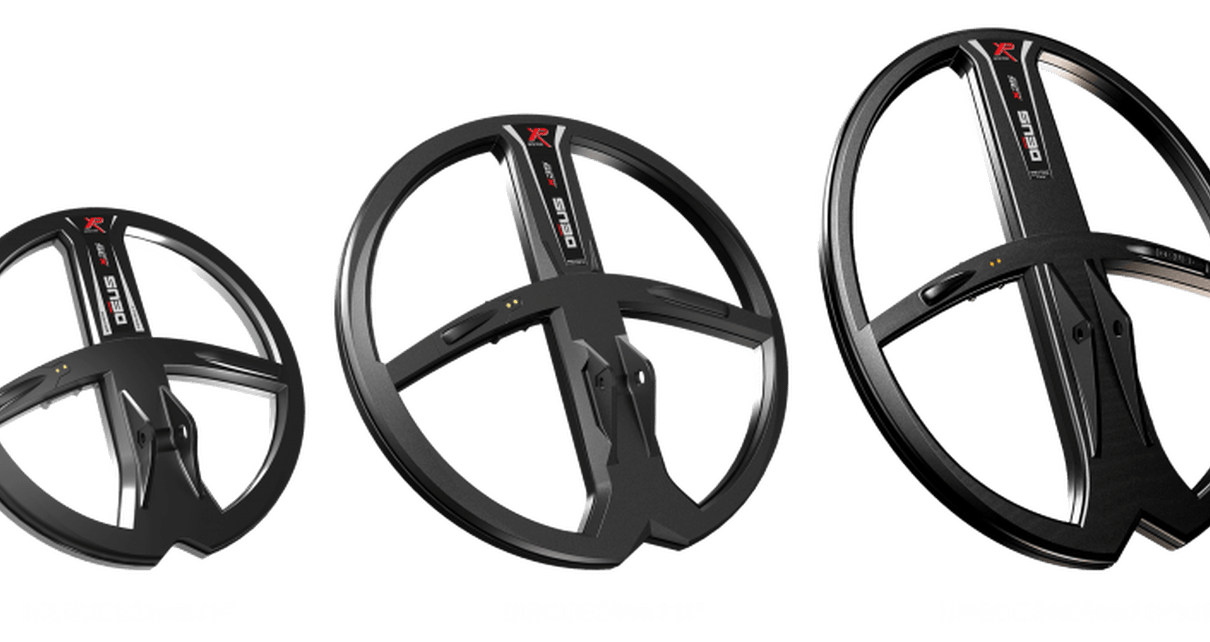 Представяне На Новите X35 Сонди За XP Deus